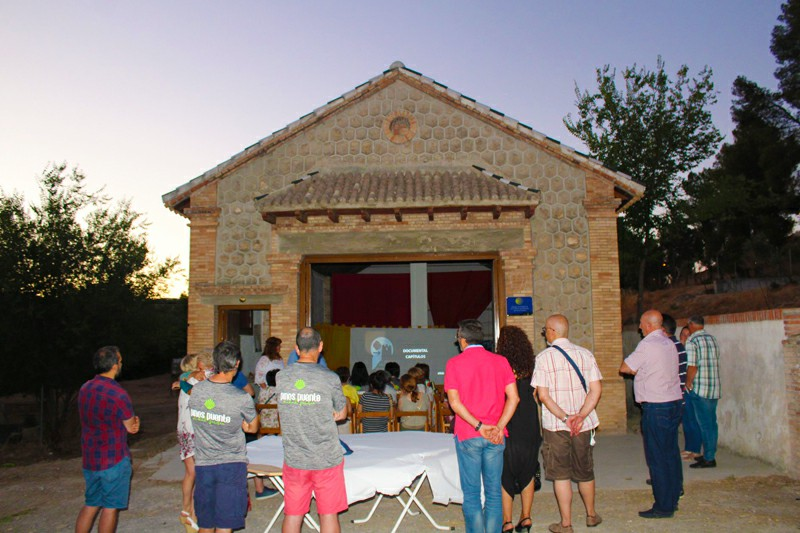 Albergue de peregrinos del Camino Mozárabe de Santiago