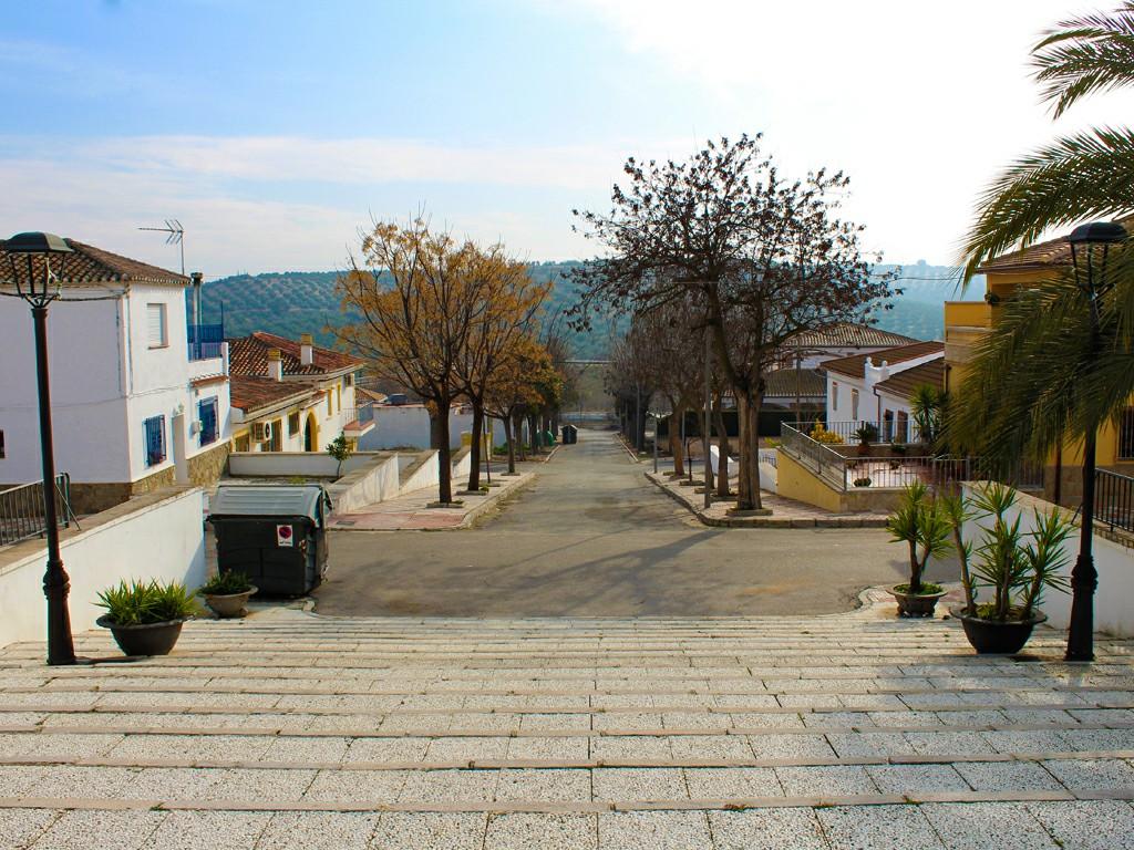 Calles de Fuensanta