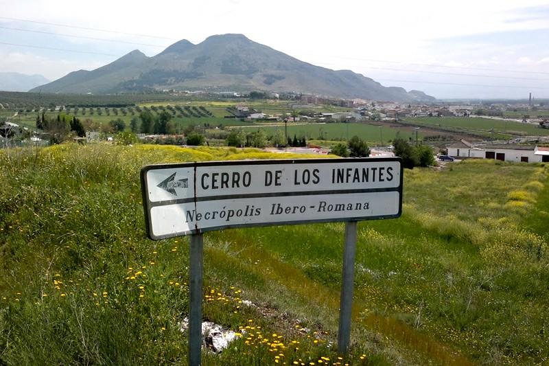 Cerro de los Infantes