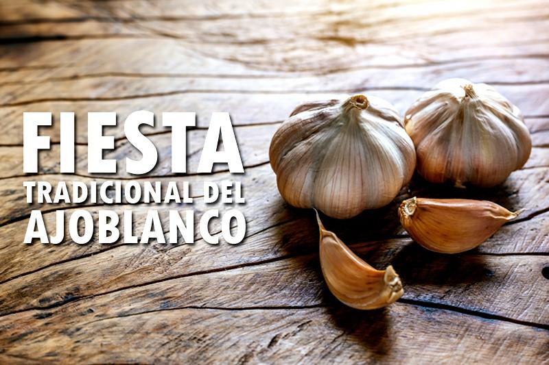 Fiesta tradicional del Ajoblanco