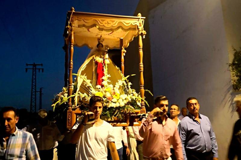 Fiestas en honor a la Virgen de la Fuensanta