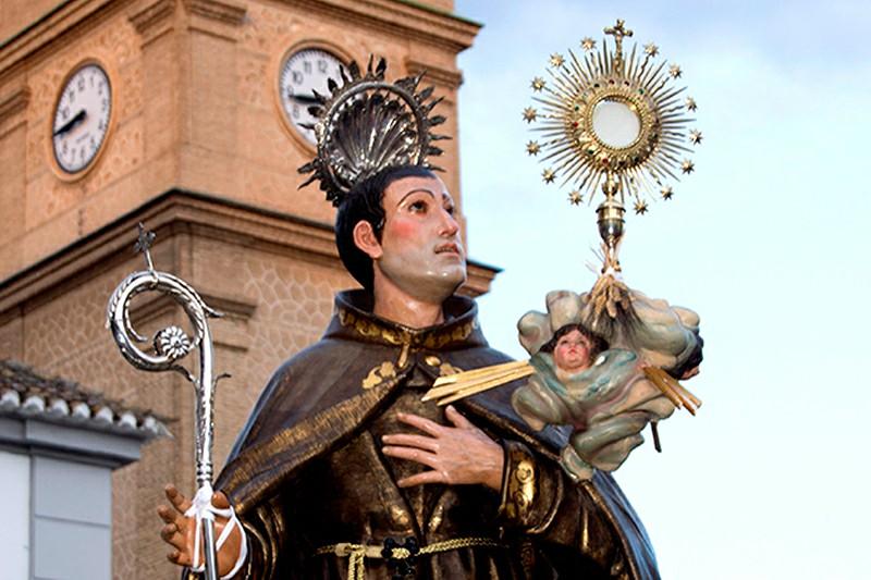 Fiestas patronales en honor a San Pascual Bailón