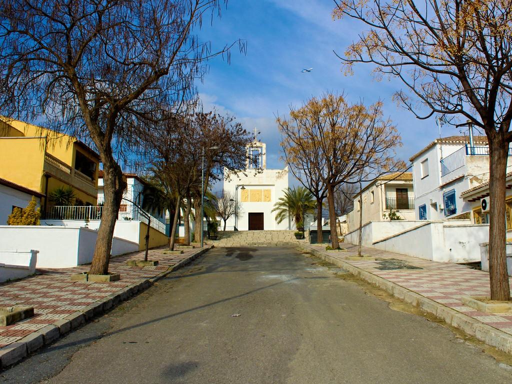 Iglesia de Fuensanta