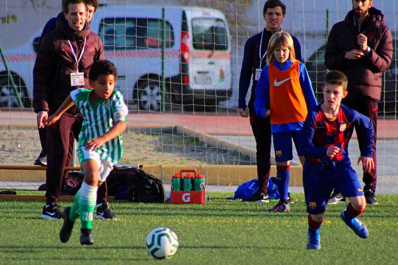 Torneo Benjamín Ciudad de Pinos Puente